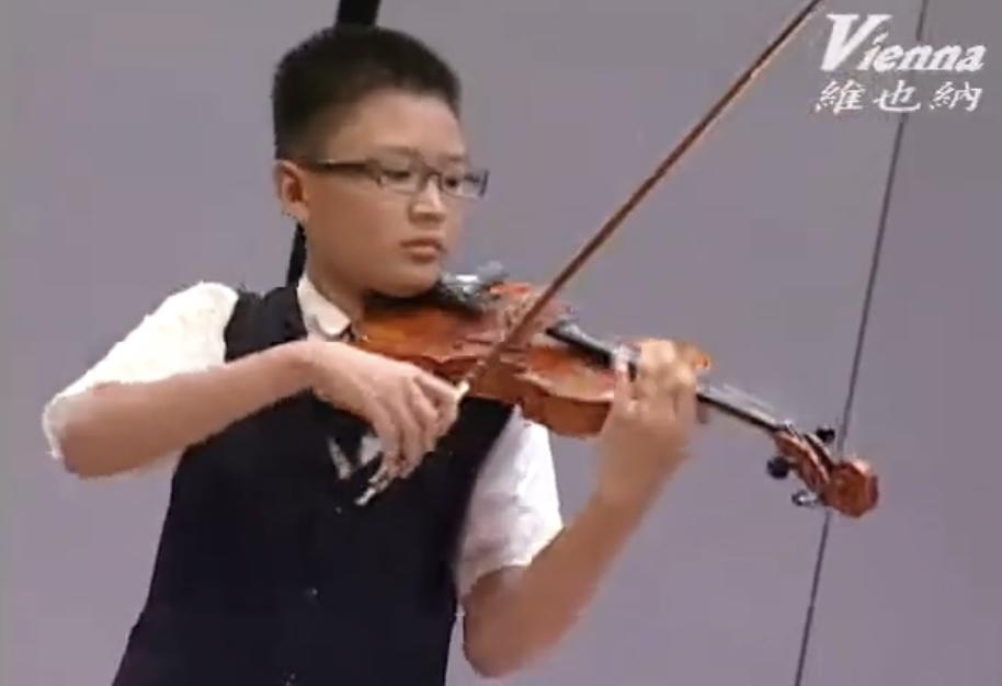 小提琴角度1